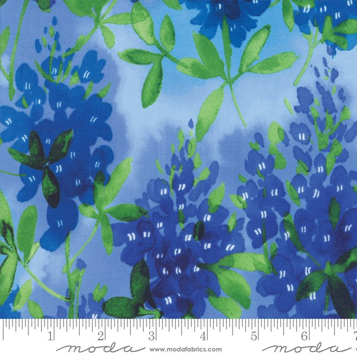 Fields of Blue Sky 33450 14 Moda
