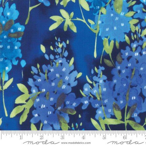 FIELDS OF BLUE WATERCOLOR TEXAS BLUEBONNETS/ROYAL MODA 33450-15