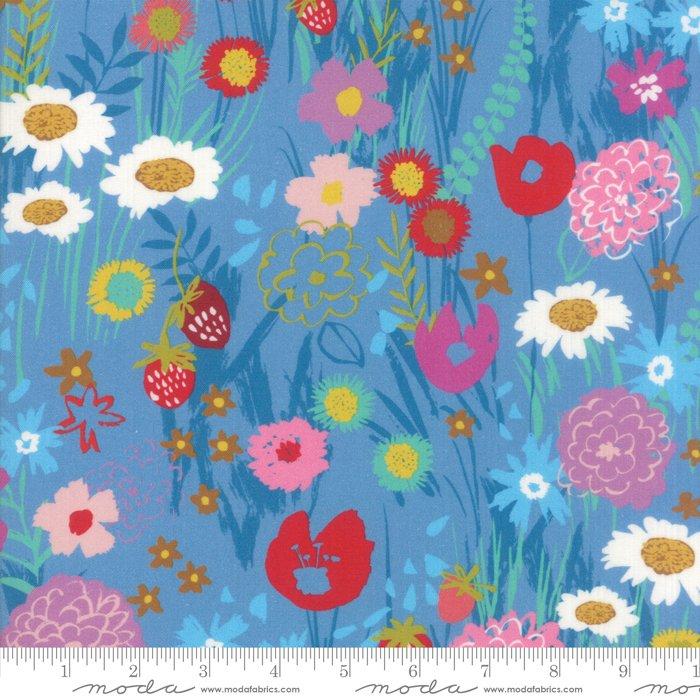 Growing Beautiful Blue 11830 12 Moda