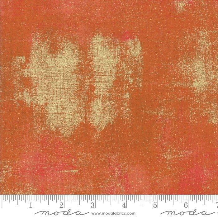 Grunge Pumpkin 30150 285M Moda Metallic