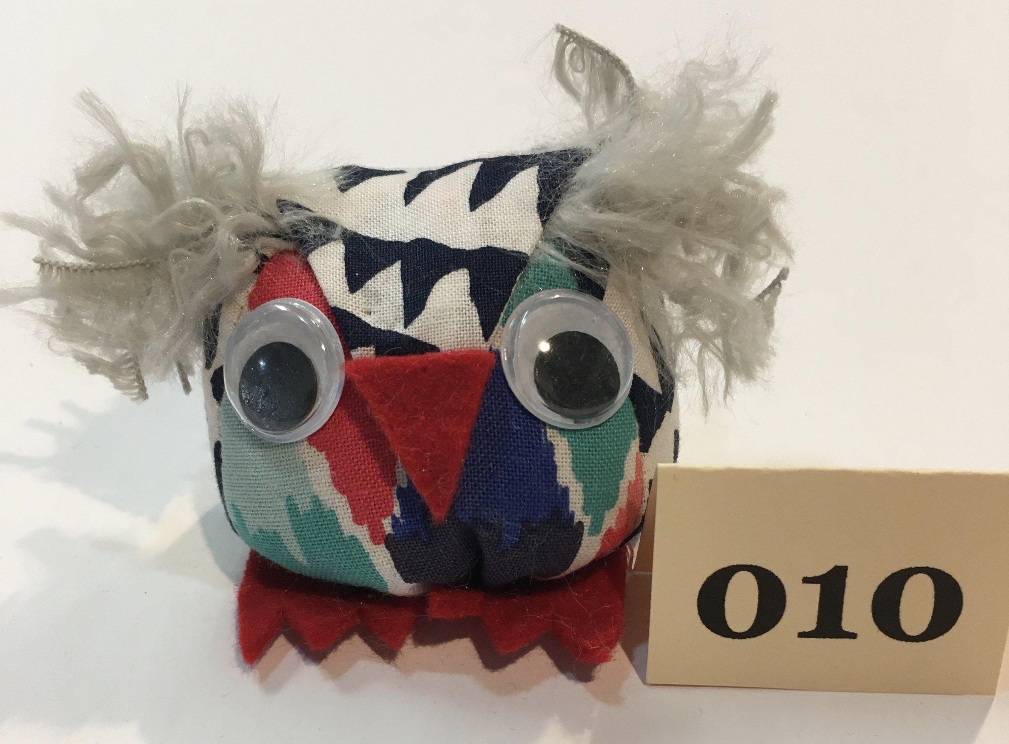 Baby Owl 10 Pincushion