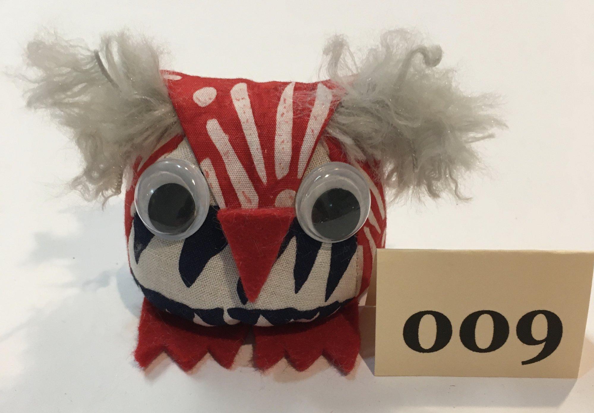 Baby Owl 9 Pincushion