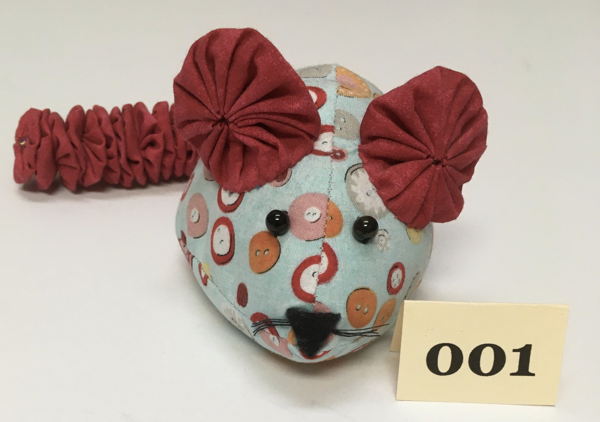 Large Mouse Pincushion