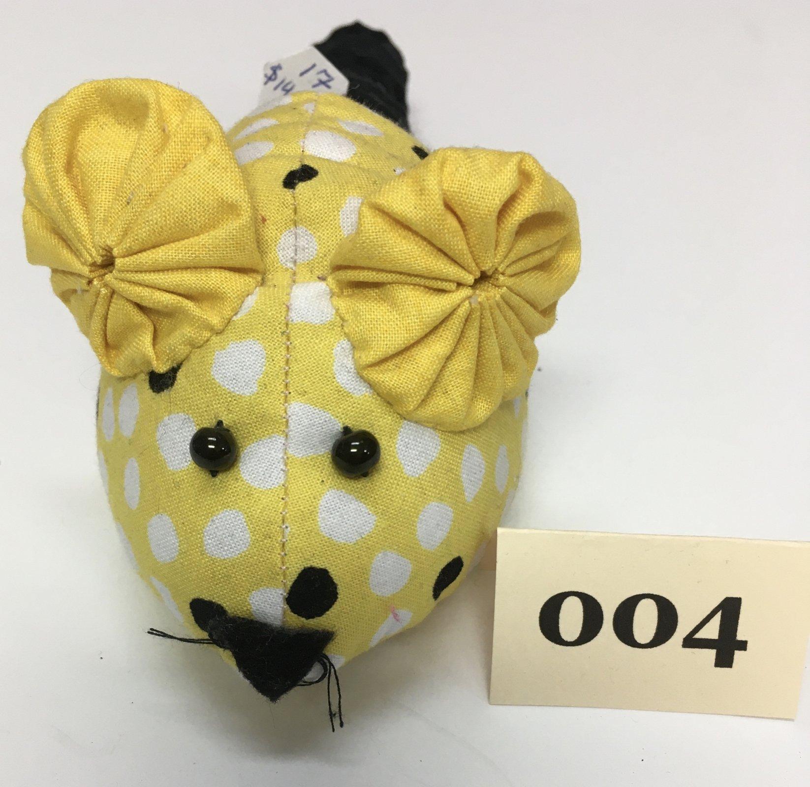 Large Mouse Pincushion