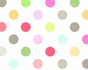 Fog Multi-Color Dots by Lakehouse Prints LH15001
