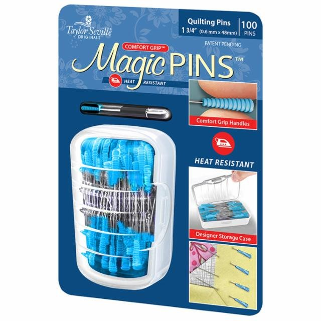 Magic Pins 1 3/4 100ct 21713 21420 Taylor Seville