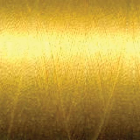 Aurifil Cotton Mako Thread 50wt 1300m MK50 1135 Pale Yellow