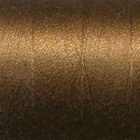Aurifil Cotton Mako Thread 50wt 1300m MK50 2372 Dark Antique Gold