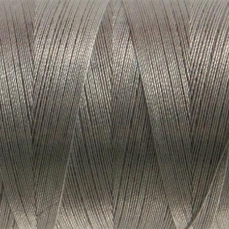 Aurifil Cotton Mako Thread 50wt 1300m MK50 2620 Stainless Steel Gray