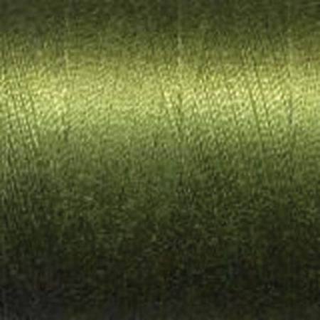 Aurifil Cotton Mako Thread 50wt 1300m MK50 2887 Olive Green