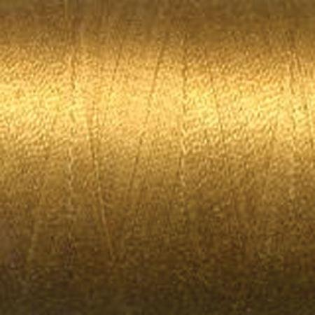 Aurifil Cotton Mako Thread 50wt 1300m MK50 2975 Brass