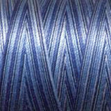 Aurifil Cotton Mako Thread 50wt 1300m MK50 4655 Storm at Sea Blue
