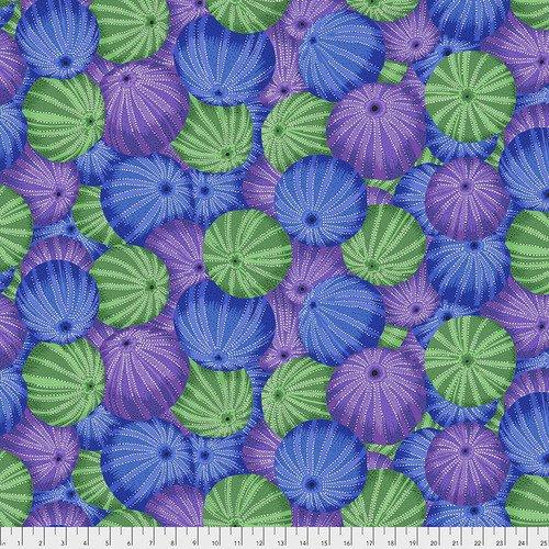 Sea Urchins - Blue PWPJ100.BLUE
