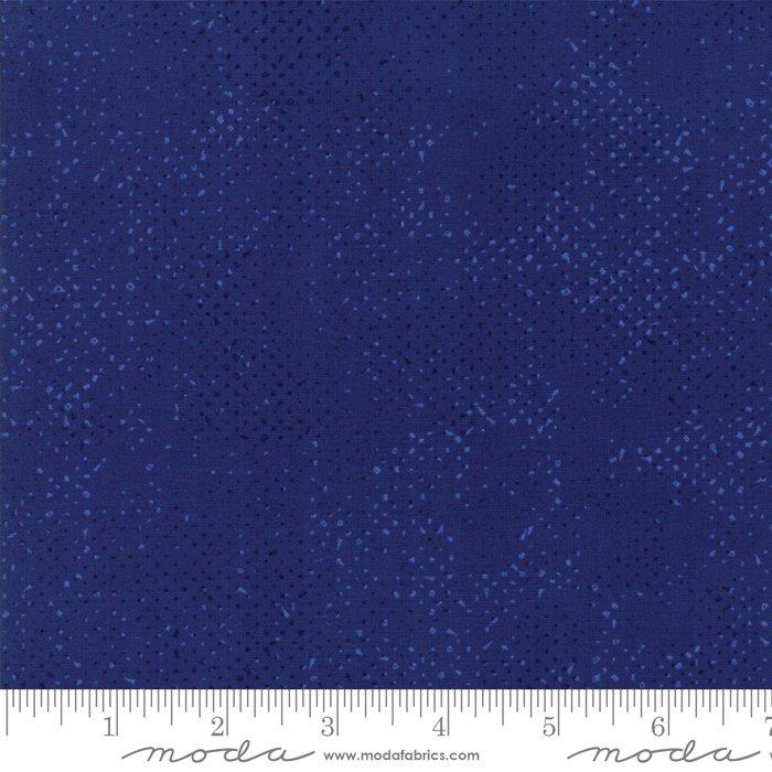 Spotted Royal Dark Blue 1660 54 Moda