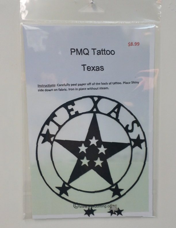 PMQ Tatto Star Texas