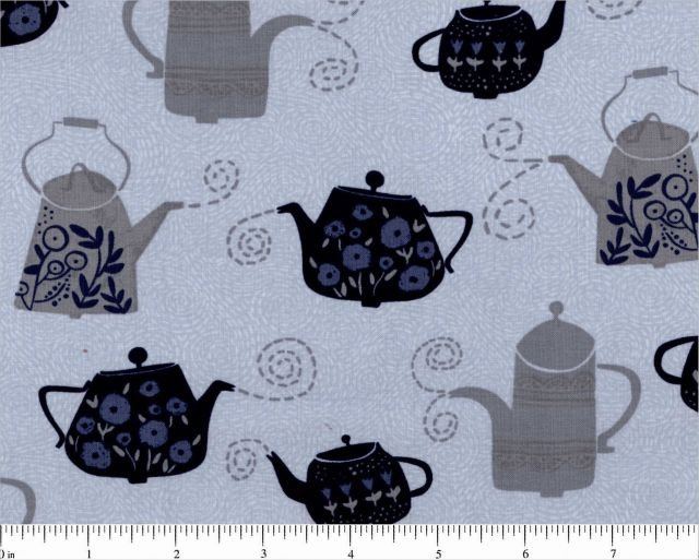 Tea Pots by Dear Stella Item: ZD-59882-001