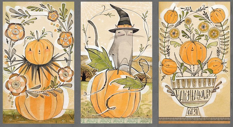 Best Day - Spirit of Halloween - Panel