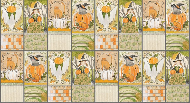 Best Day - I Love Pumpkins - Panel