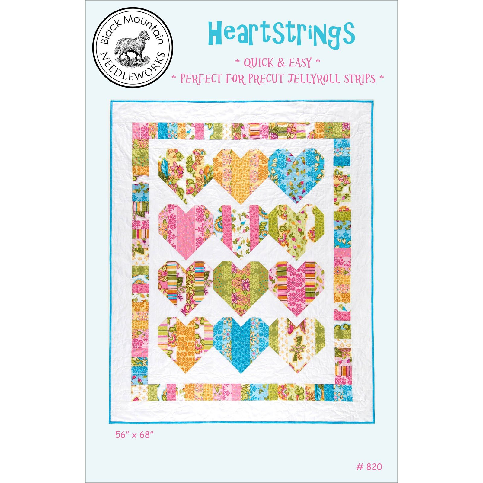 Heartstrings - pattern