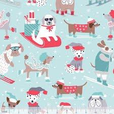 Snowlandia - Winter Furries - Blue