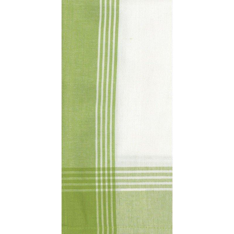 TEA TOWEL LIME GREEN