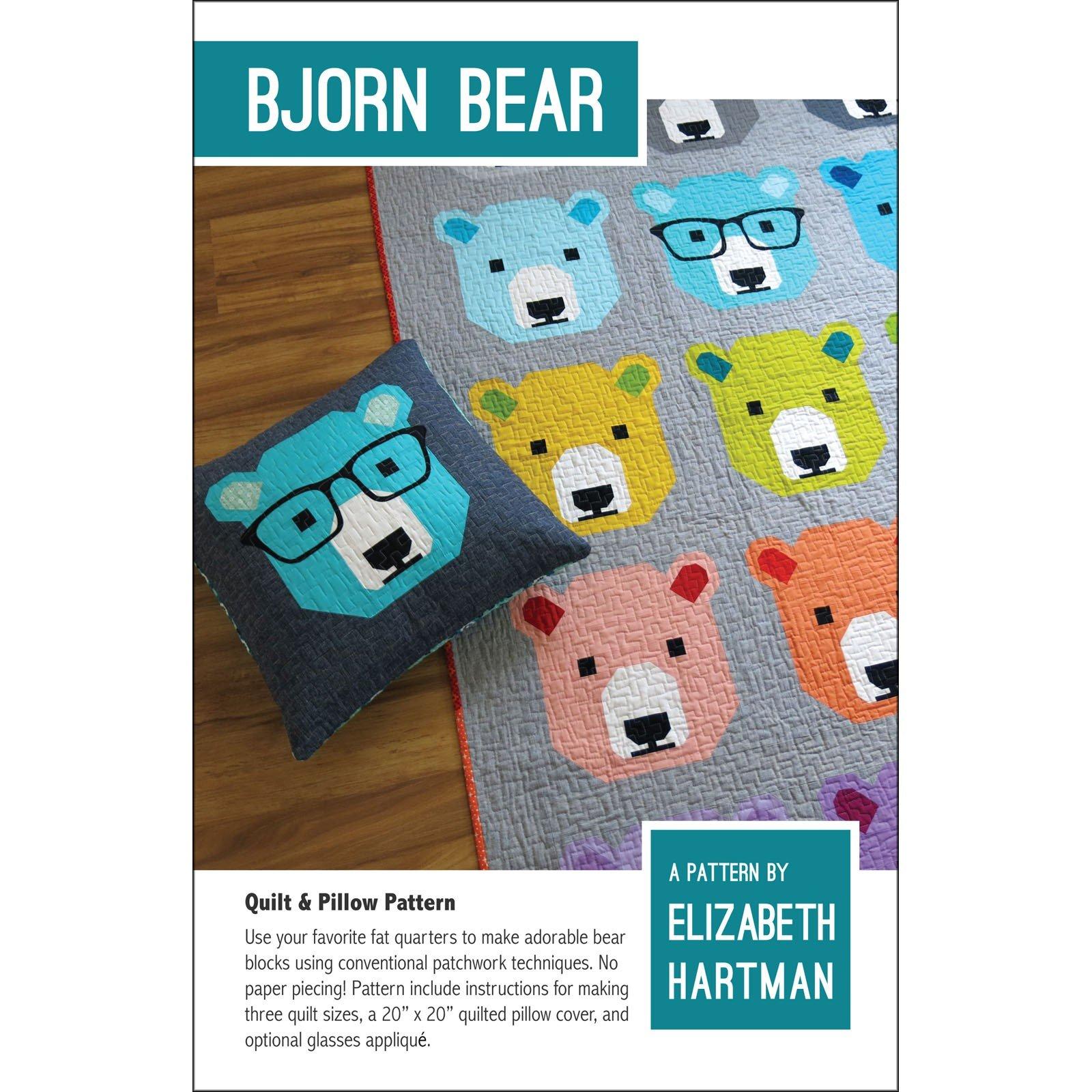 Pattern - Bjorn Bear
