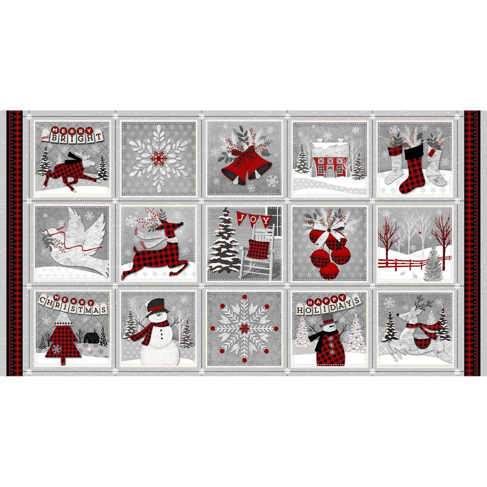 Holiday Homecoming - Panel **TOP SELLER**