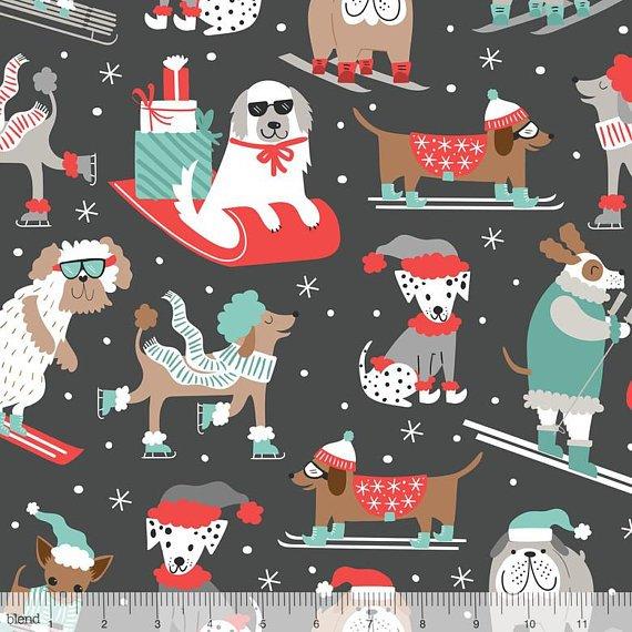 Snowlandia - Winter Furries - Grey