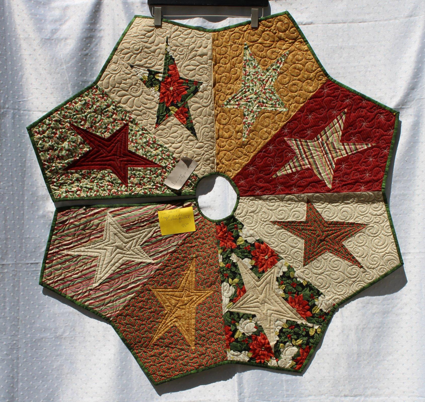 Stars Tree Skirt 44
