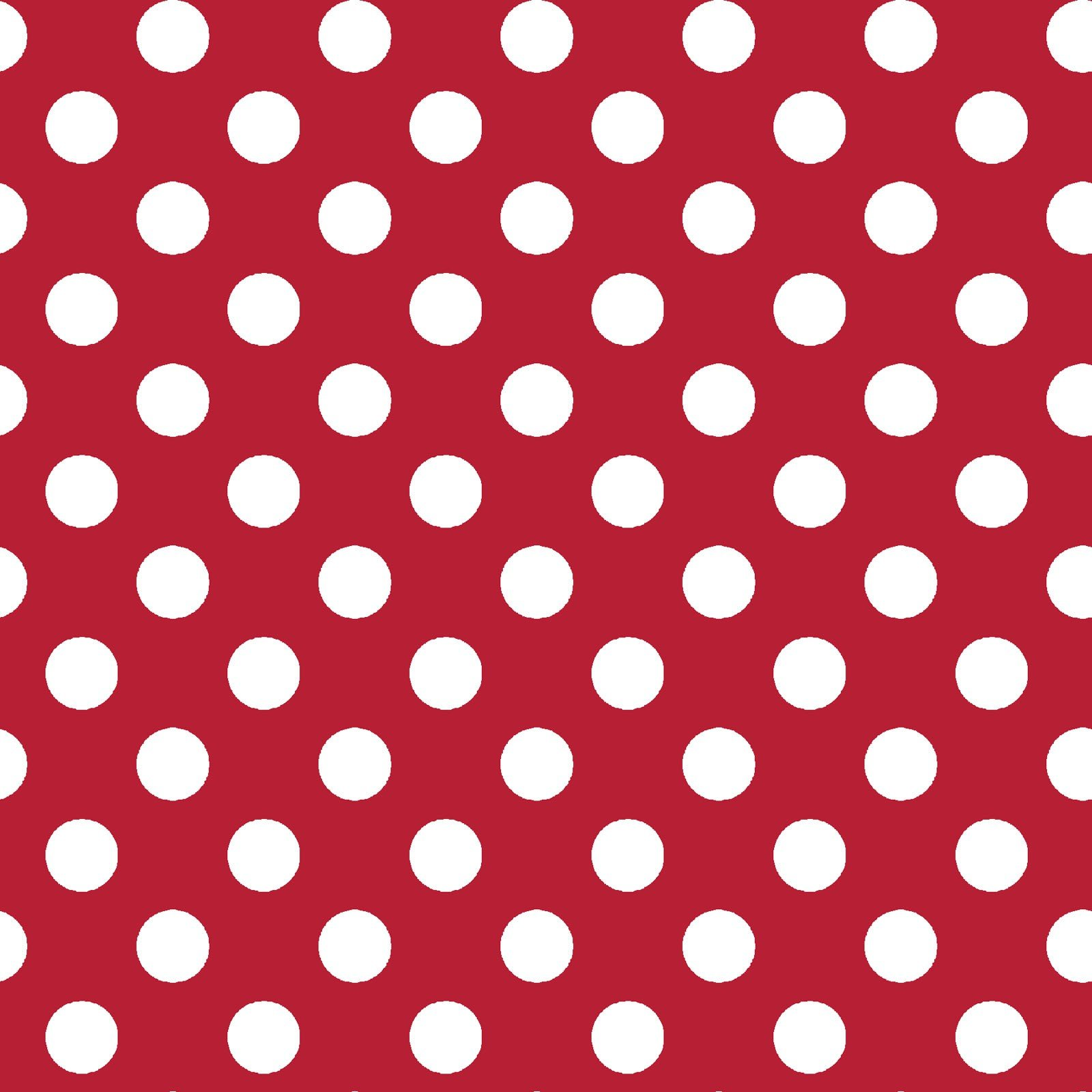 Dots by KimberBell - Red