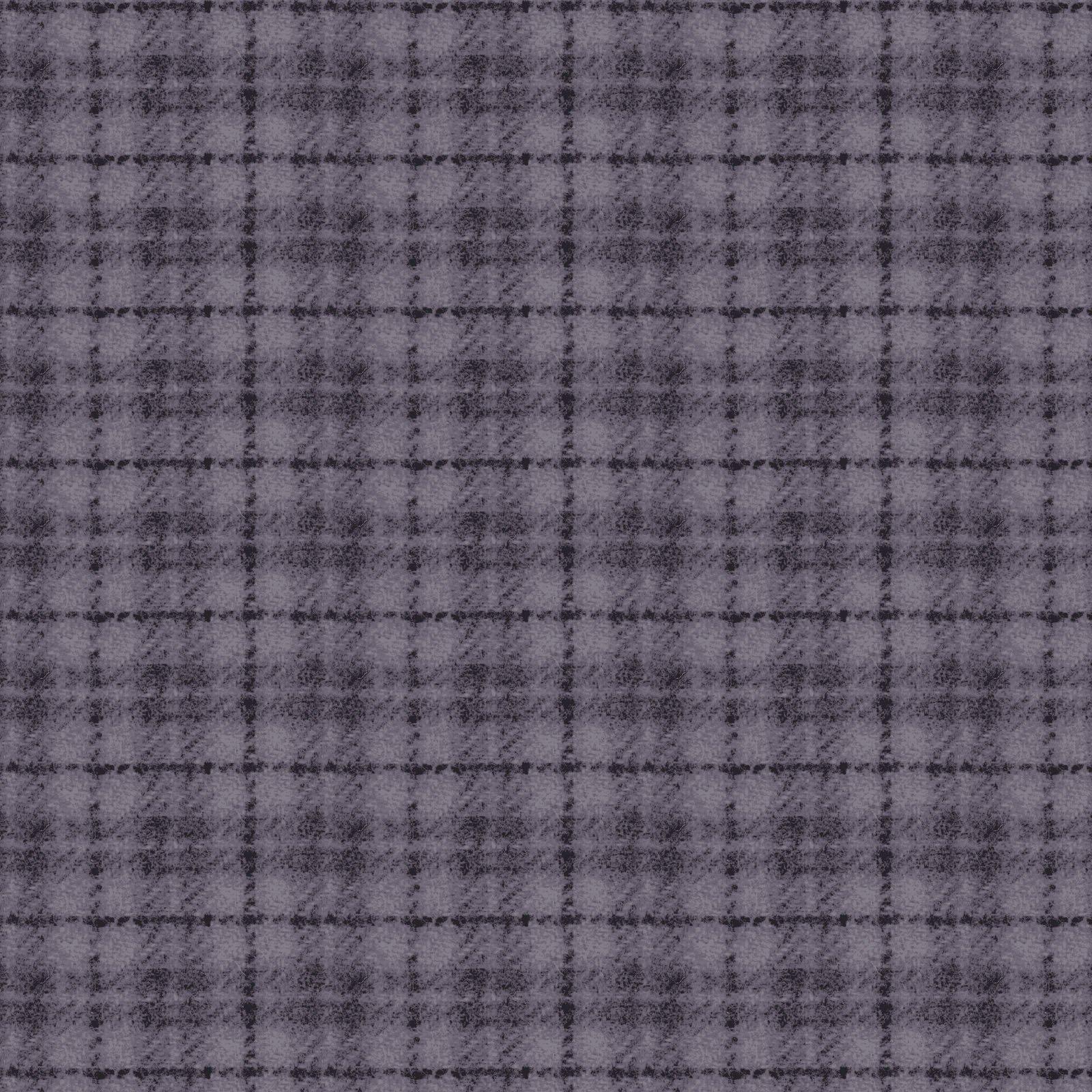 Dusty Purple Plaid - Woolies Flannel