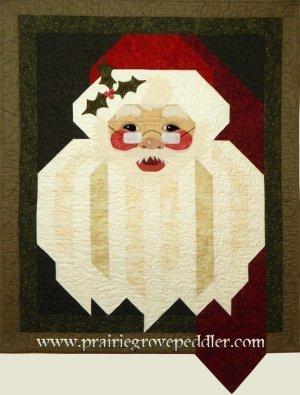 My Santa Quilt - Kit