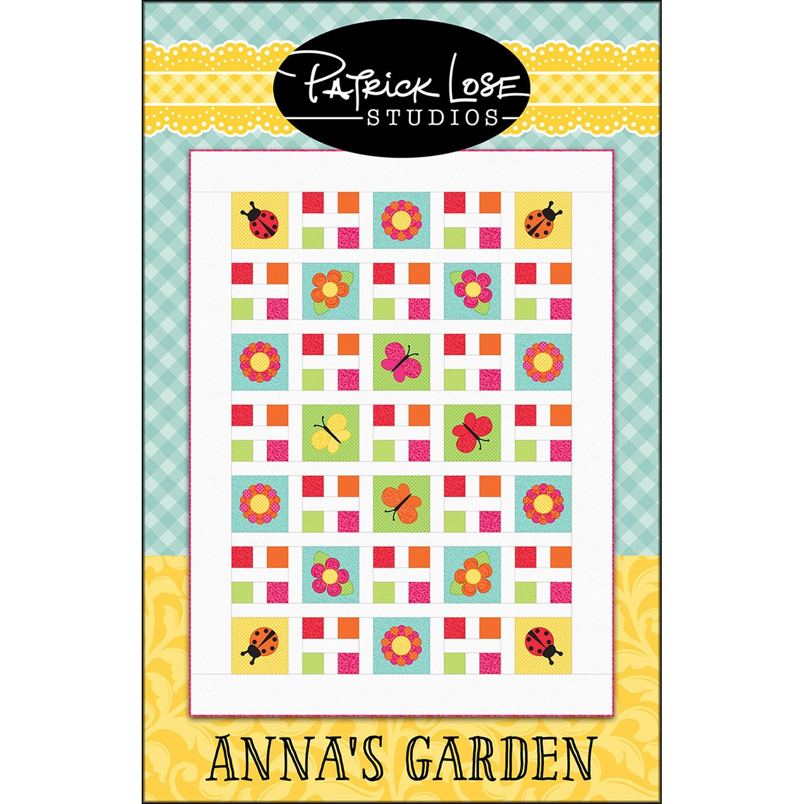 Pattern - Anna's Garden - By Patrick Lose