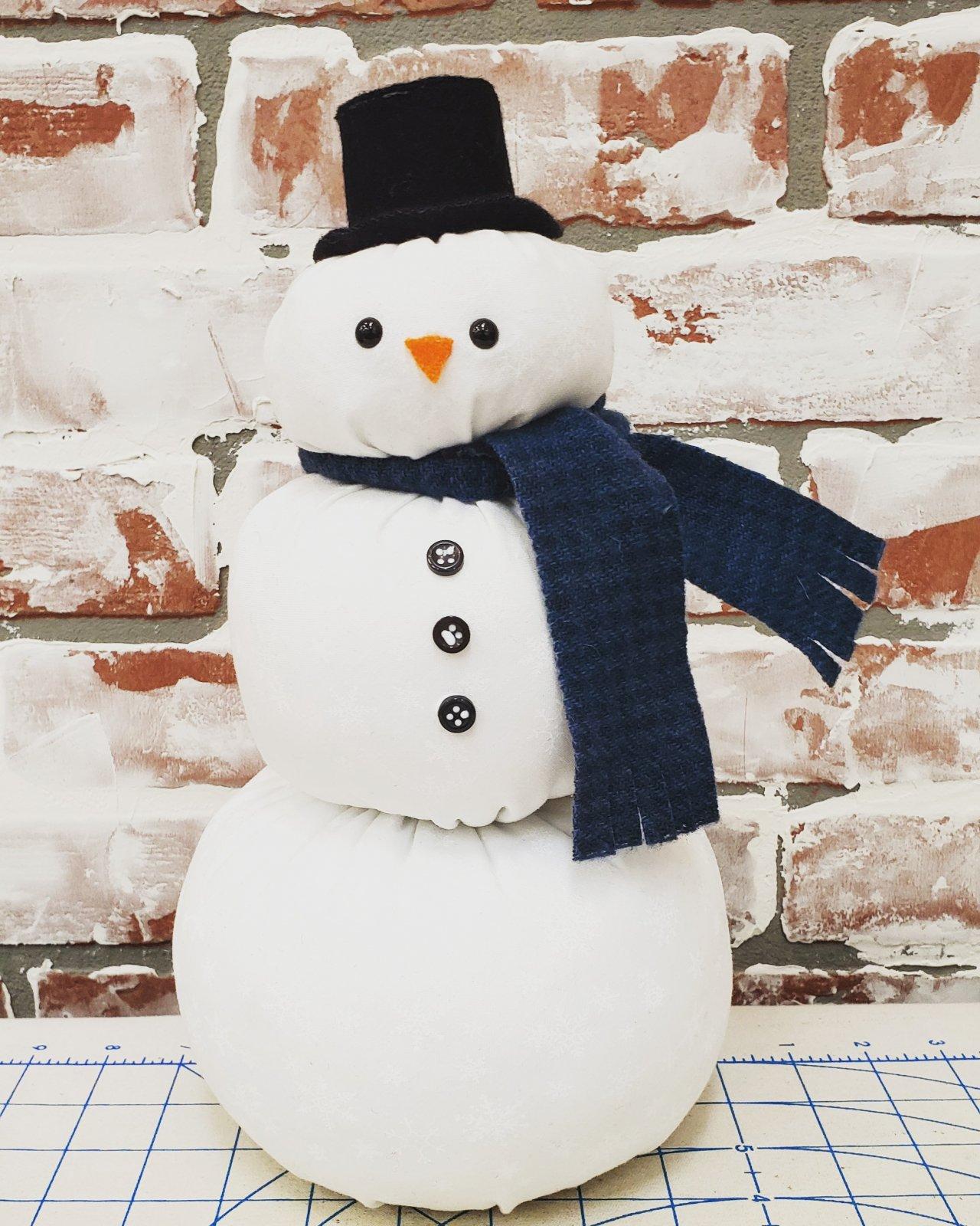 Let's Build a Snowman kit