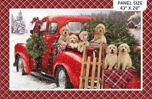 Santa's Helpers panel