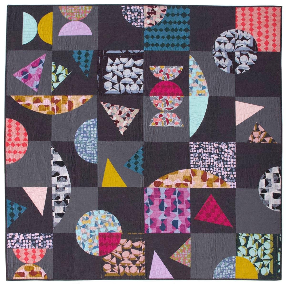 Vestige Quilt Pattern - PDF DOWNLOAD - Designed by Anna Maria Horner & Pam Matthews