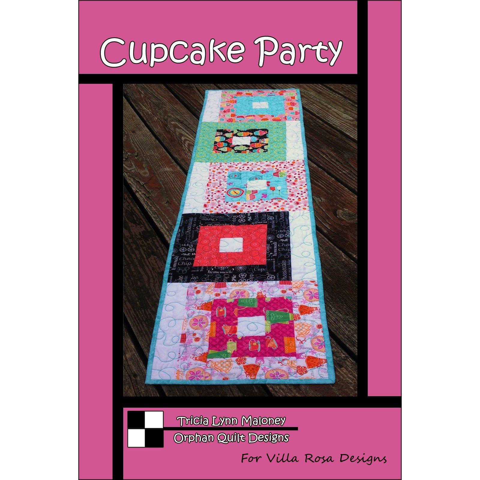Cupcake Party - Table Runner Kit