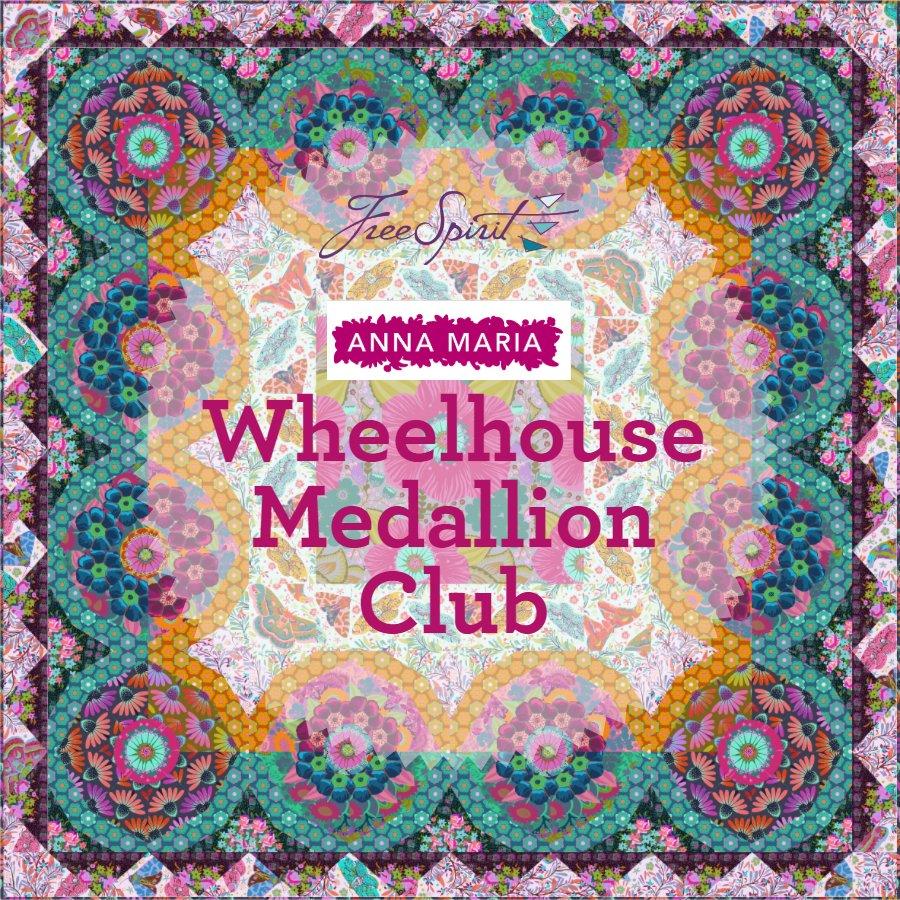 AMH Wheelhouse Medallion Club - Complete Kit