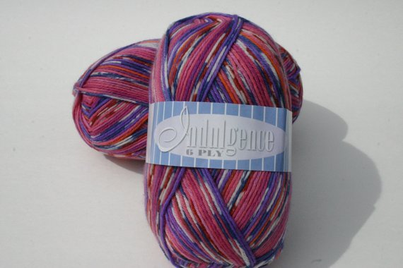 Indulgence 6ply sock (discontinued)