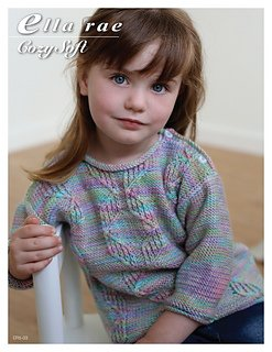 ER5-03 Cable Sweater