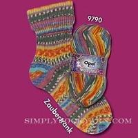 Fairytale sock