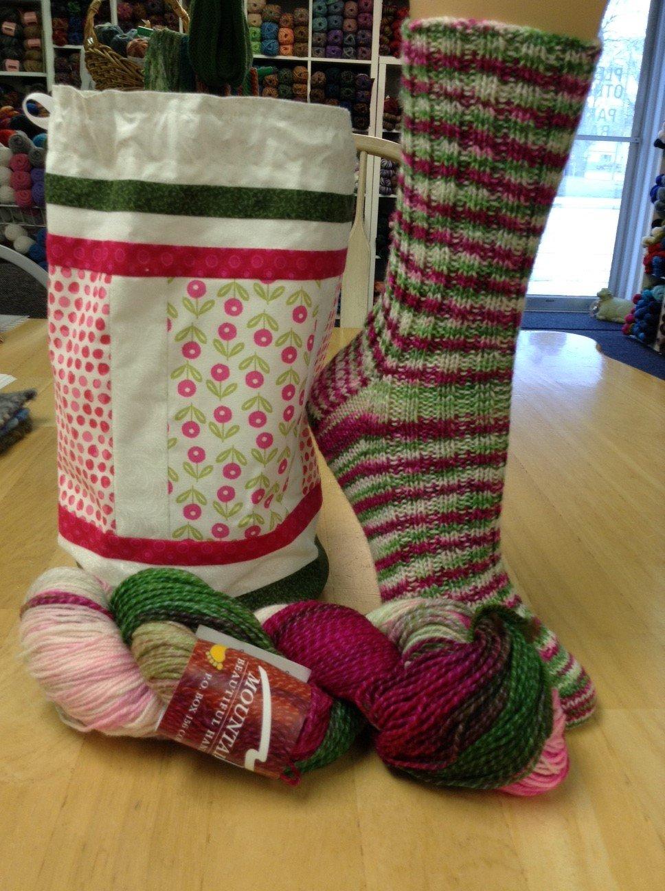 April Sock Kit