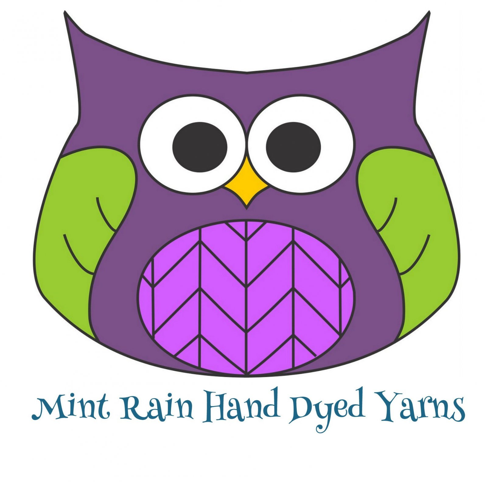 Mint Rain Sock Yarn