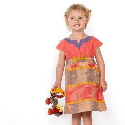Roller Skate Dress Pattern from Oliver + S