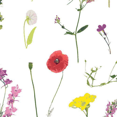 Petal Picking in Dainty by Katarina Roccella from the Lavish collection for Art Gallery