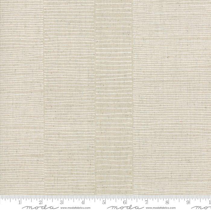 Zen Chic Mochi Linen Flax White