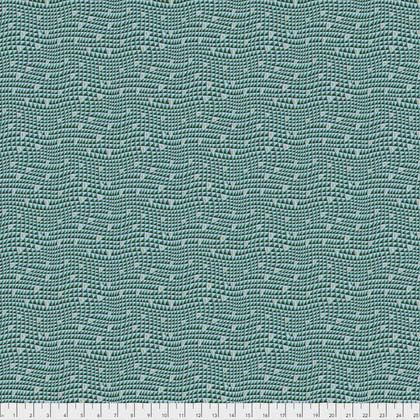 Wind Song in Teal (Poplin Fabric) by Amy Butler from the Night Music collection for Free Spirit #CPAB-014-Teal