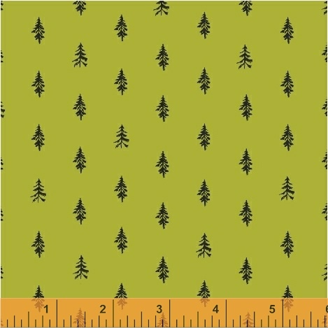 Trees in Spring by Heather Givans from the Night Hike collection for Windham #501320-14