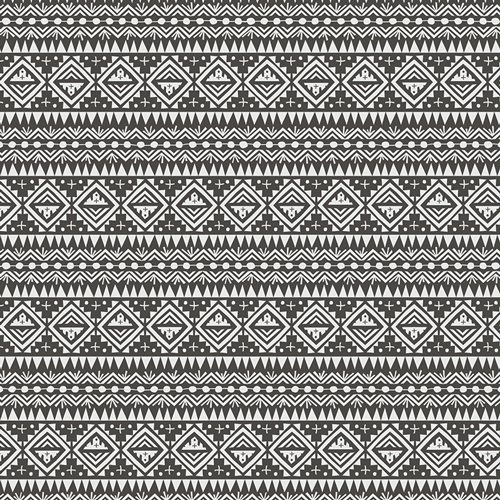 Lore in Cobblestone (Knit Fabric) by Jessica Swift from the Tallin collection for Art Gallery #K-75306