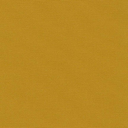 Solid Mustard (Canvas Fabric) from the Big Sur Canvas collection for Robert Kaufman #B198-1240